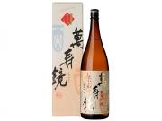 【新潟】越後の地酒 萬寿鏡 純米吟醸じぶんどき 1.8L