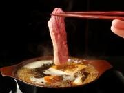 【福島】【会津産】馬肉 桜鍋(すき焼き・しゃぶしゃぶ・焼肉・鍋)ブランドバラ肉 300g